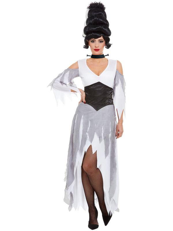 Gothic Bride Kostuum