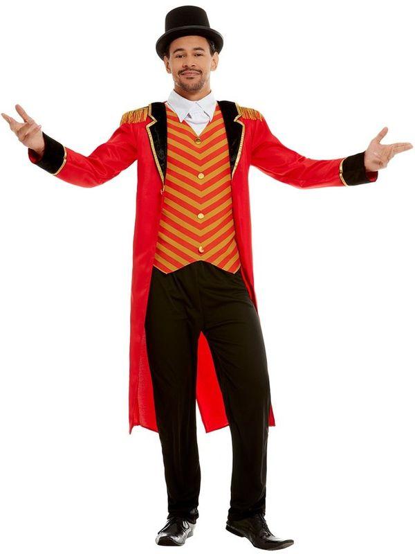Deluxe Ringmaster Kostuum