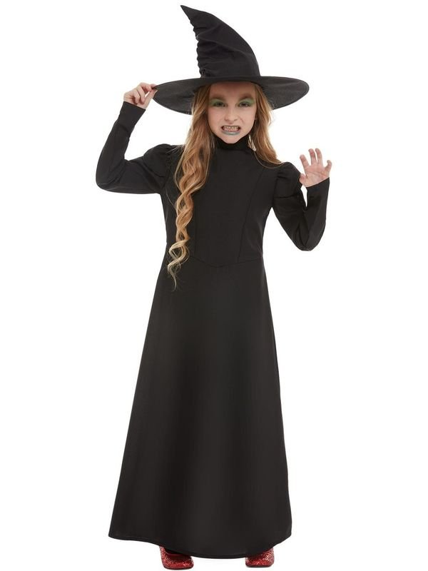 Wicked Witch Girl Kinder Kostuum