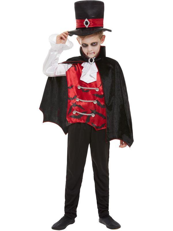 Vampire Boy Kostuum