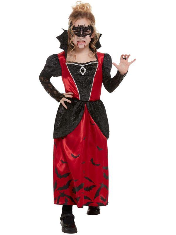 Vampire Girl Kostuum