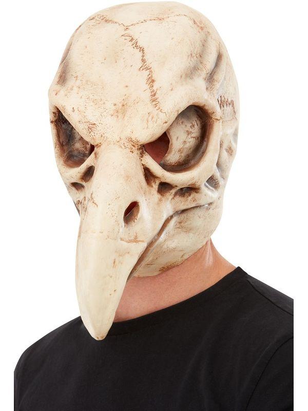 Bird Skull Latex Masker