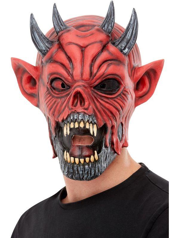 Devil Latex Masker
