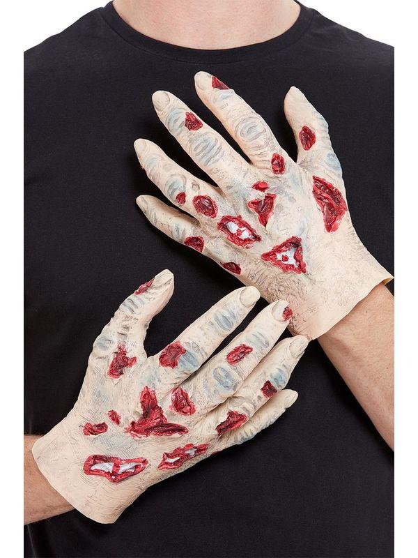 Zombie Latex Handen