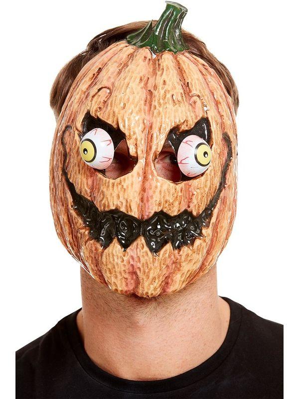 Pompoen Halloween Masker