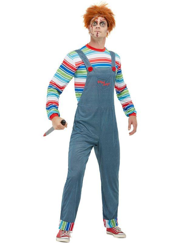 Chucky Heren Kostuum