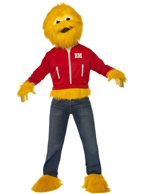 Honey Monster Heren Verkleedkleding