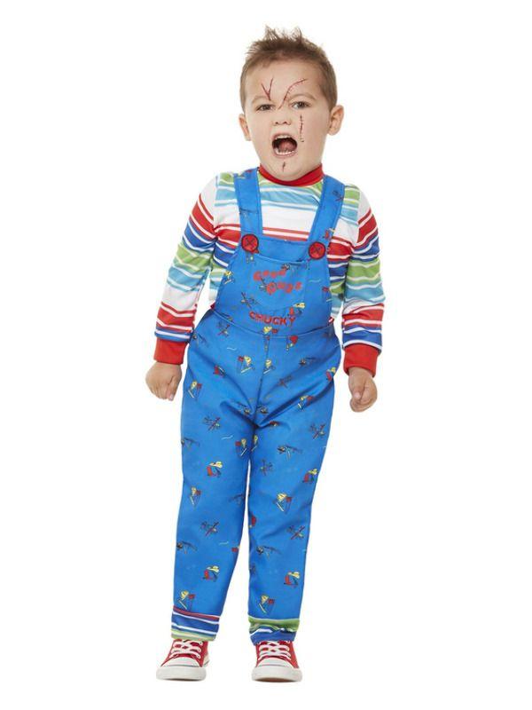 Chucky Peuter Kostuum