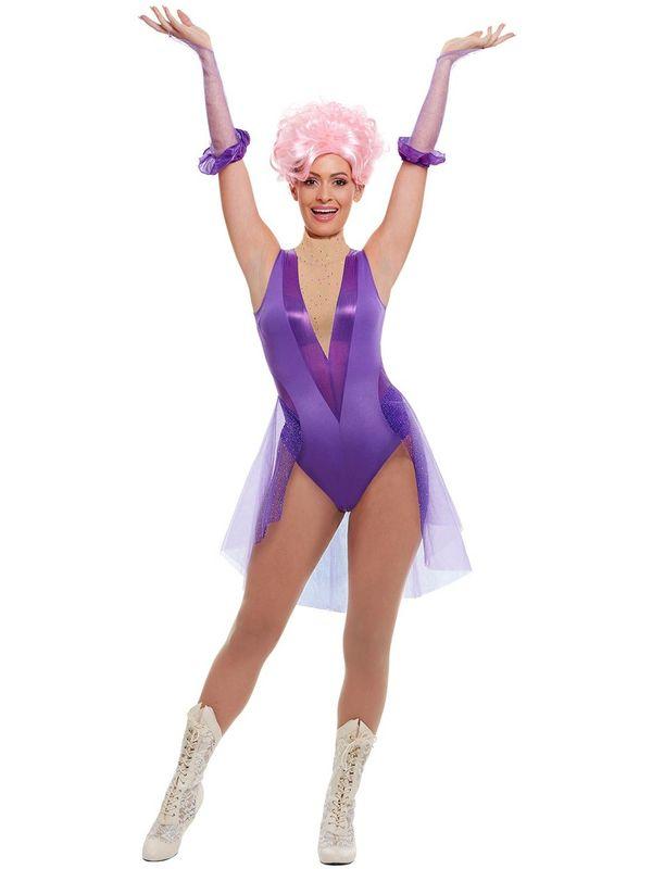 Trapeze Artiest Kostuum