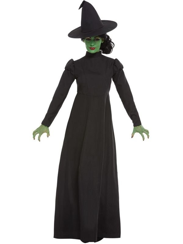 Wicked Witch Dames Kostuum