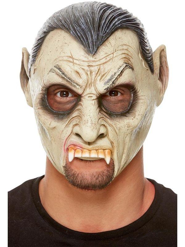 Vampire Latex Masker