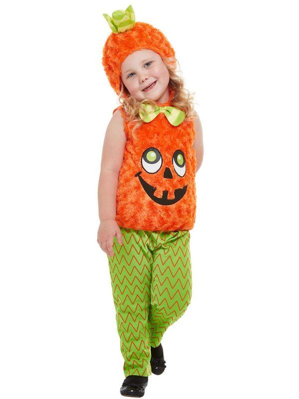 Pumpkin Peuter Kostuum