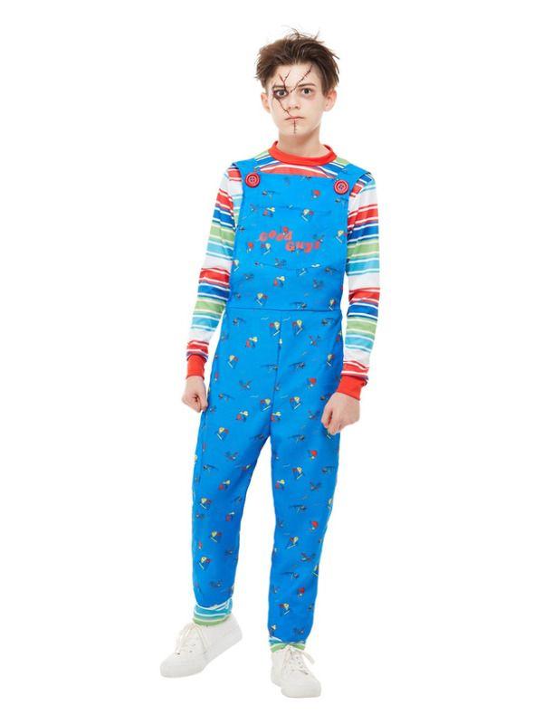 Chucky Jongens Kostuum