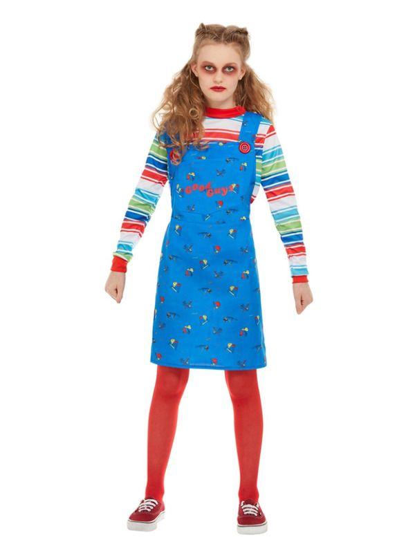 Chucky Meisjes Kostuum