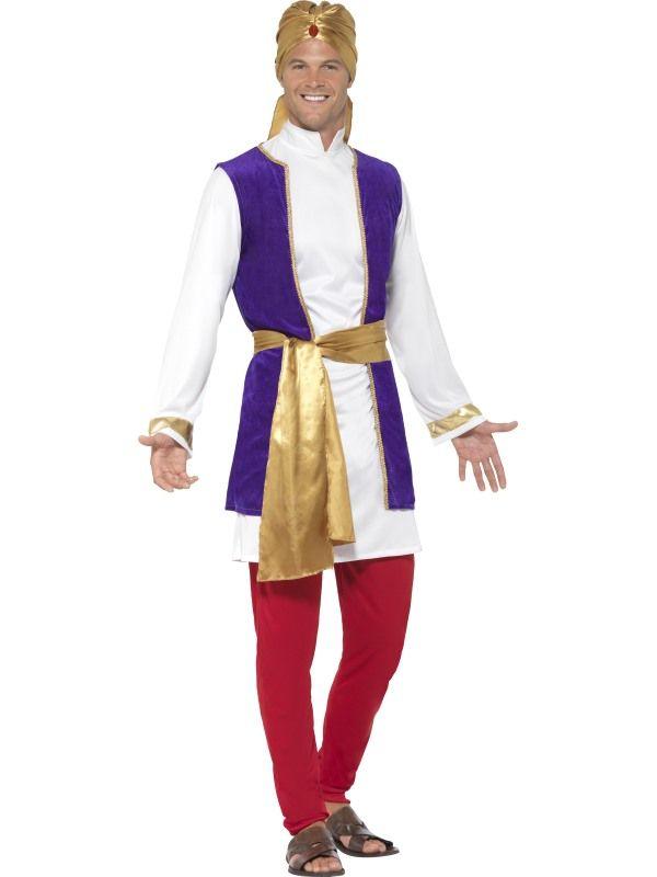 Arabian Prince Kostuum