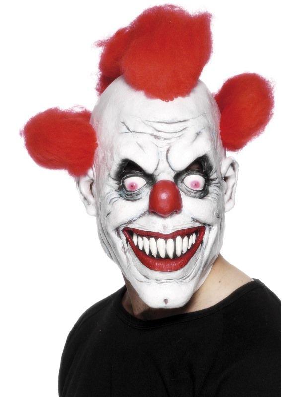 Clown 3/4 Masker