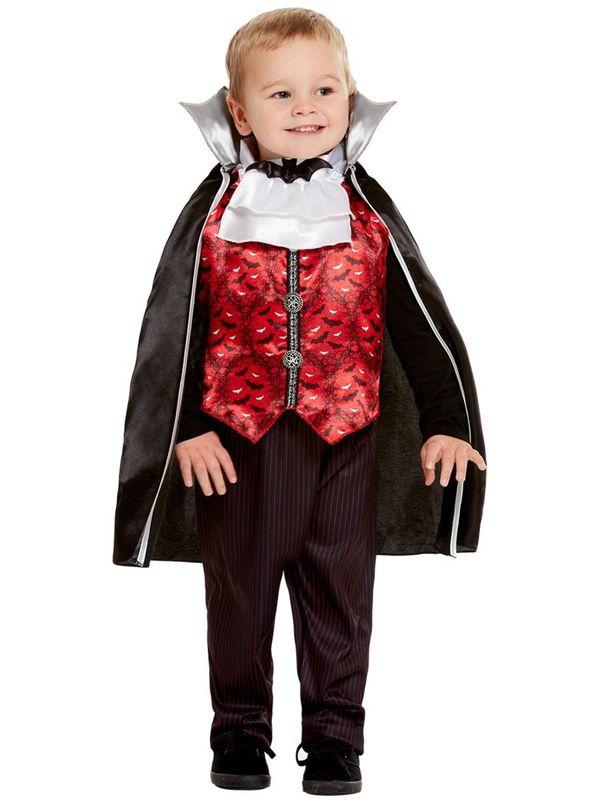 Vampire Peuter Kostuum