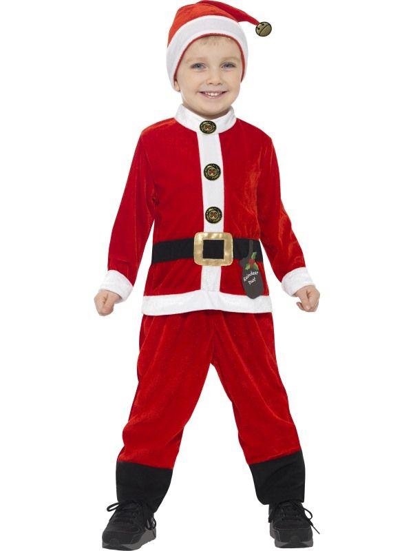 Santa Toddler Kostuum