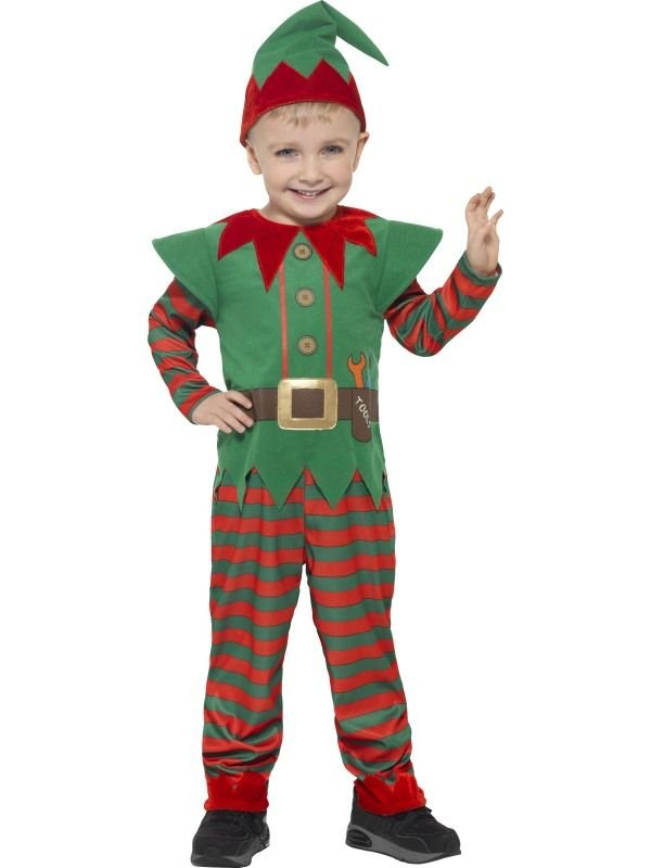 Elf Peuter Kostuum