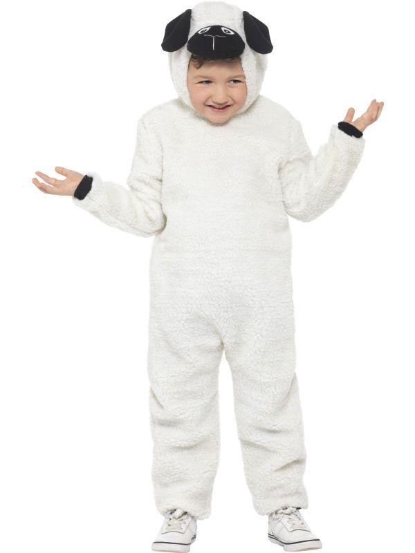 Shaap Kinder Kostuum