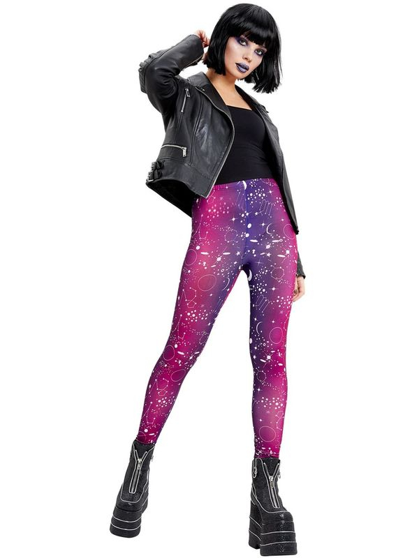 Galactic Print Legging