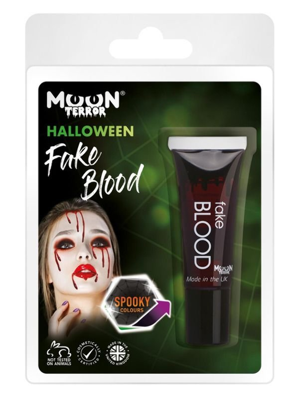 Moon Terror Fake Blood 10ml