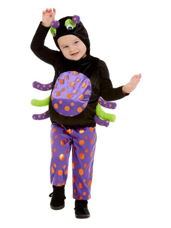 Spider Peuter Kostuum