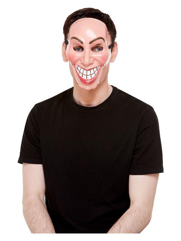 Smiler Masker Heren