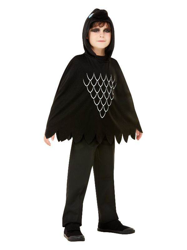 Scary Crow Peuter Poncho