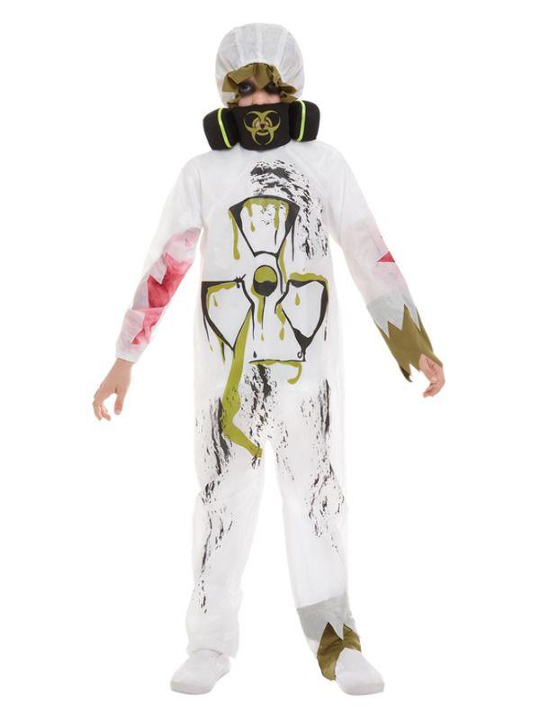 Biohazard Suit Kostuum