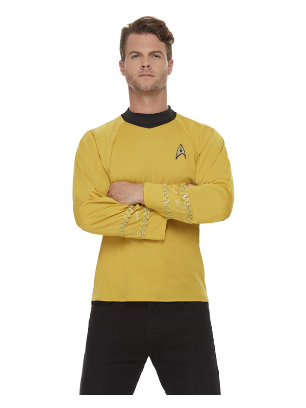 Star Trek Command Uniform, Top Gold