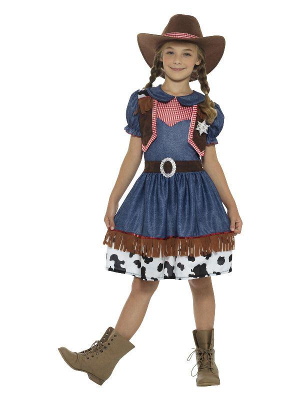 Texan Cowgirl Kostuum