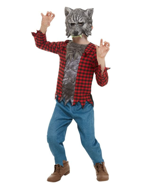 Weerwolf Kinder Kostuum