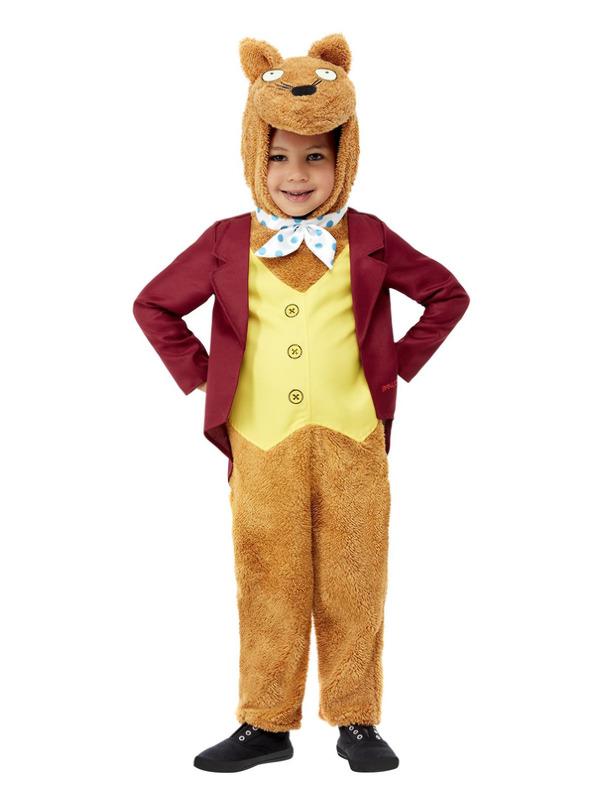 Roald Dahl Fantastic Mr Fox Peuter Kostuum