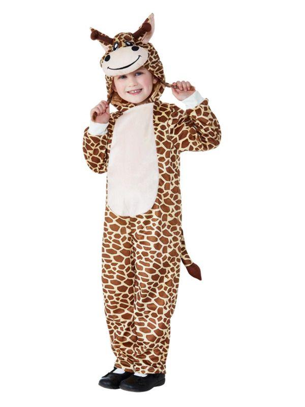 Giraffe Peuter Kostuum
