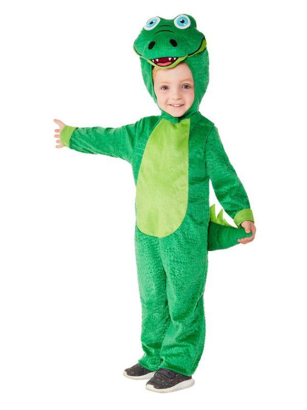 Krokodillen Peuter Kostuum