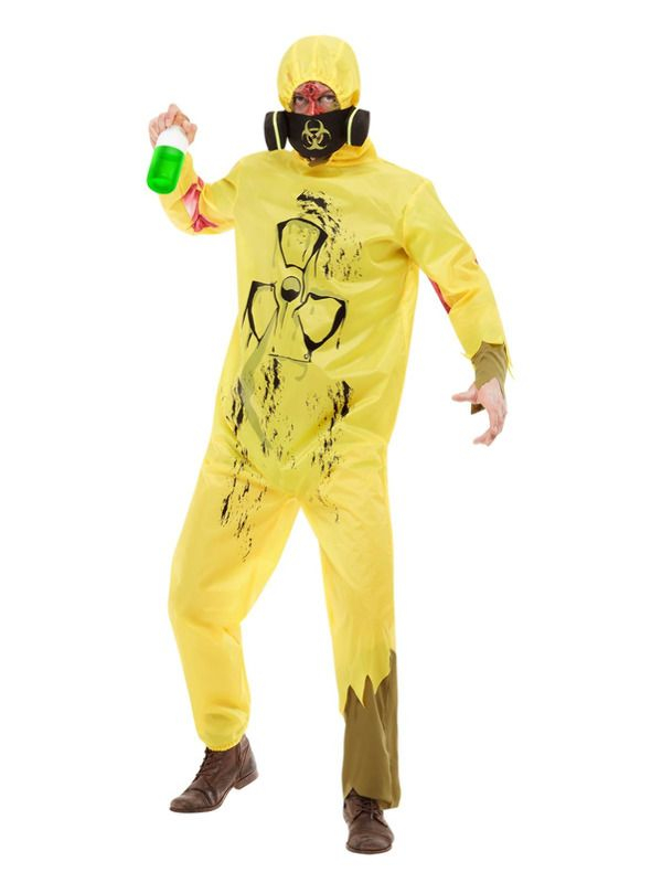 Biohazard Kostuum