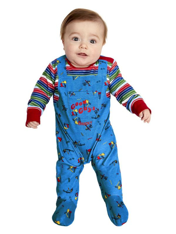 Chucky Baby Kostuum