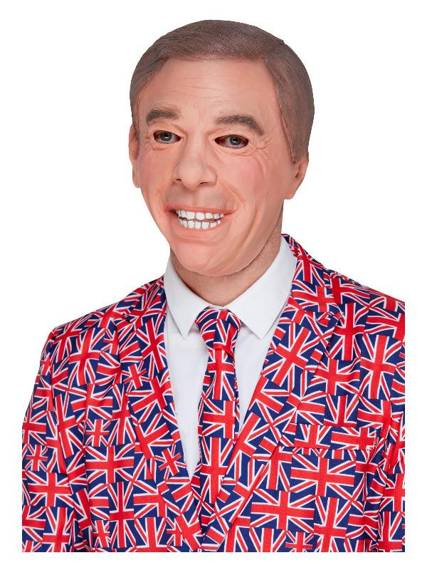 Brexit Leader Masker