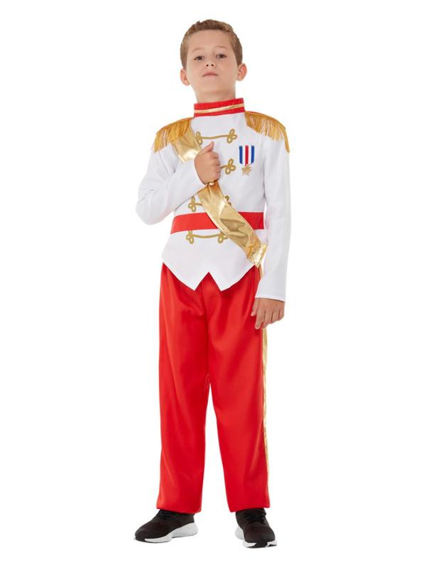 Deluxe Prince Charming Kinder Kostuum