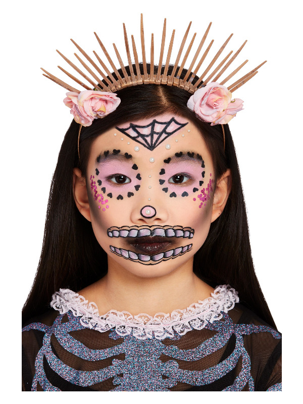 Day of the Dead Pastel Make-Up kit Kids