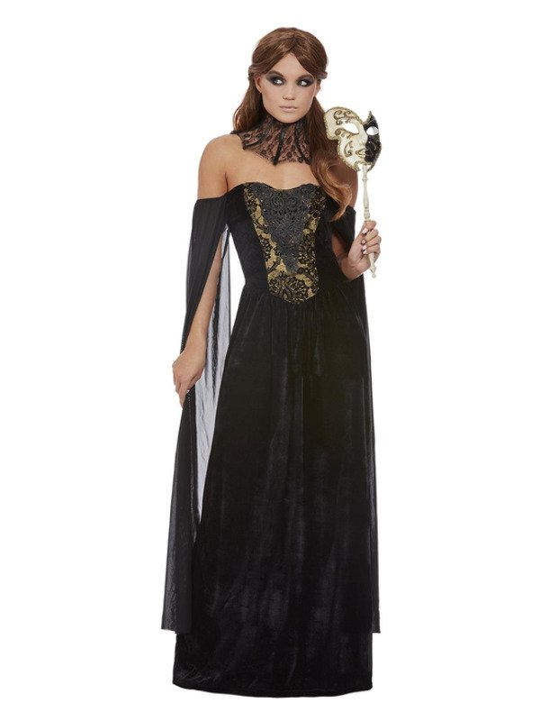 Mistress Plague Kostuum