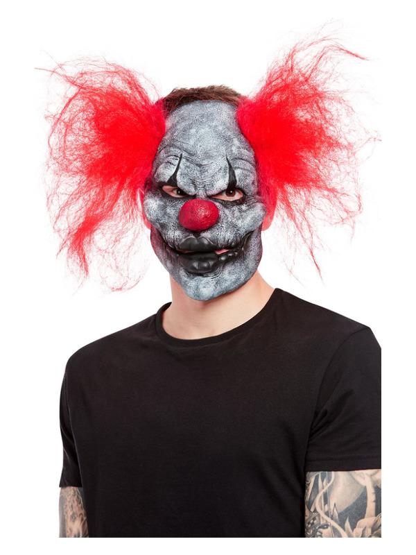 Dark Clown Masker, Latex