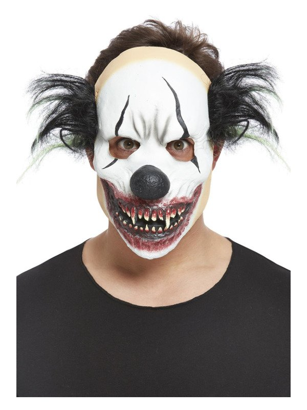 Evil Clown Masker, Latex