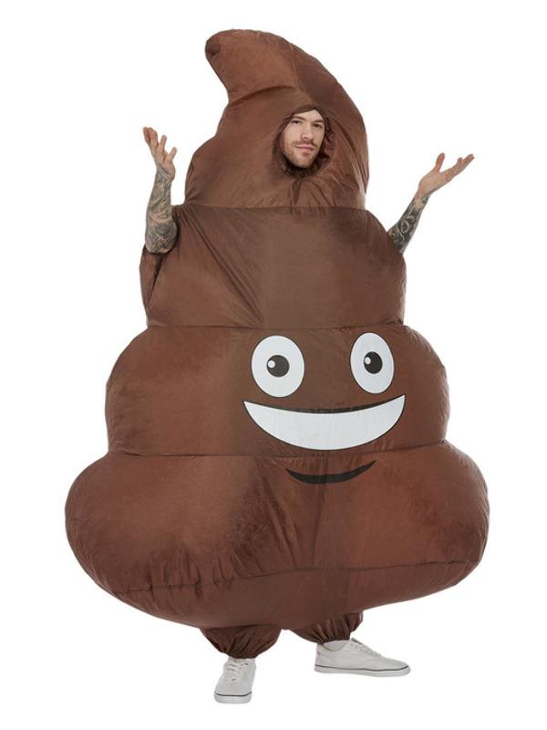 Inflatable Poop Kostuum