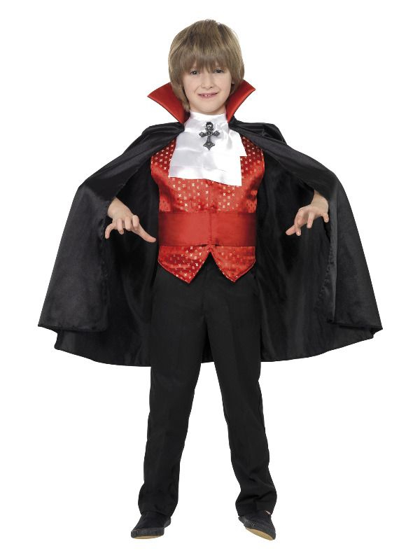 Dracula Boy Kostuum