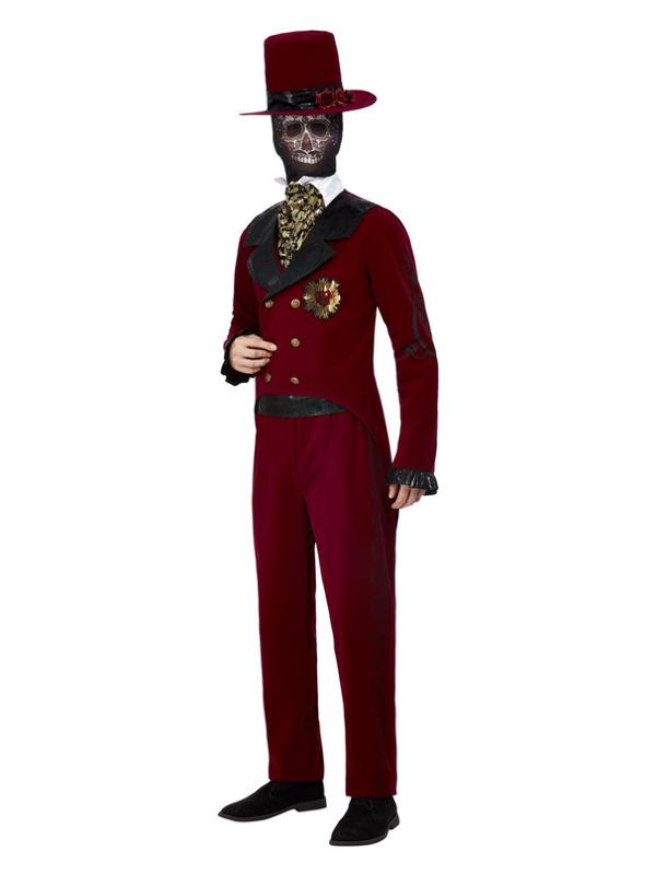 Deluxe DOTD Sacred Heart Groom Kostuum