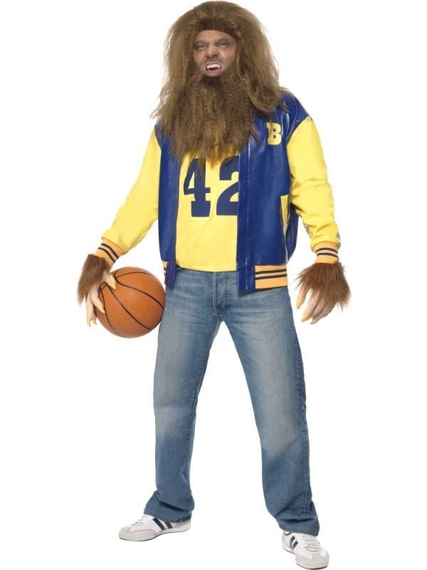 Teen Wolf Heren Verkleedkleding