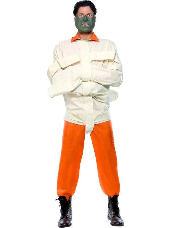Hannibal Lecter Heren Verkleedkleding