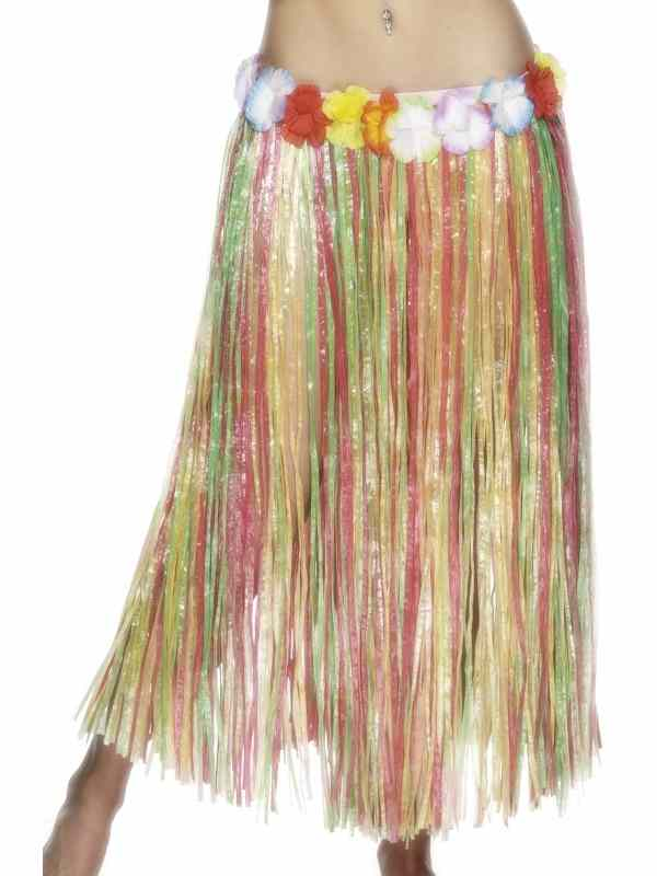 Lange Hawaii Luau Rok